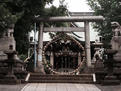 20150620 諏訪神社