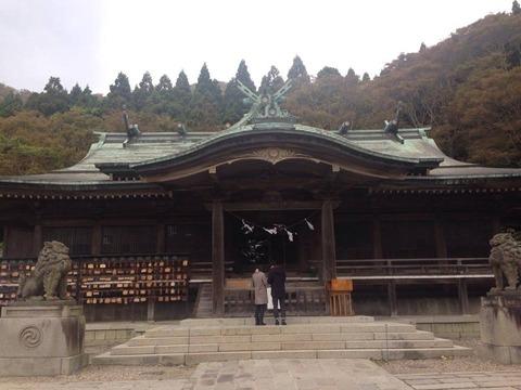 20161024函館八幡宮