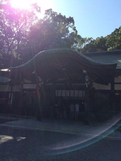 20140928 熱田神宮 本宮