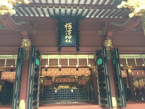 20161007根津神社