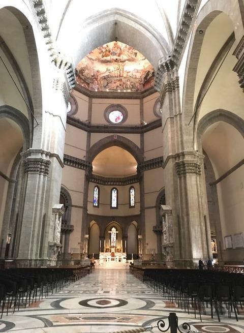 20180212サンタマリアデルフィオーレ教会、ドゥオモ