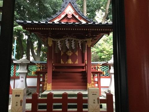 20161001山王稲荷神社