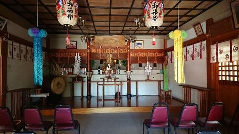 20180627ハワイ金刀比羅神社-2