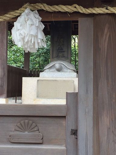 20160410楠公さん墓所