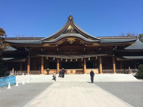 20140311 寒川神社