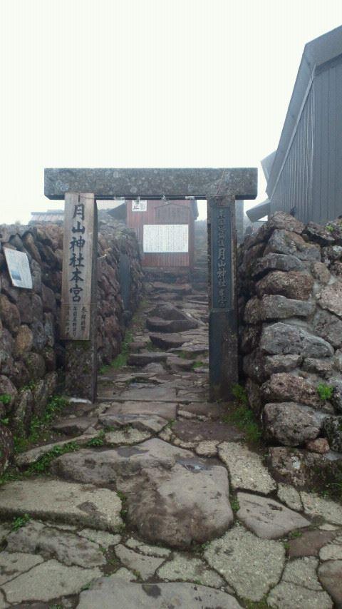 20140815 月山神社 本宮