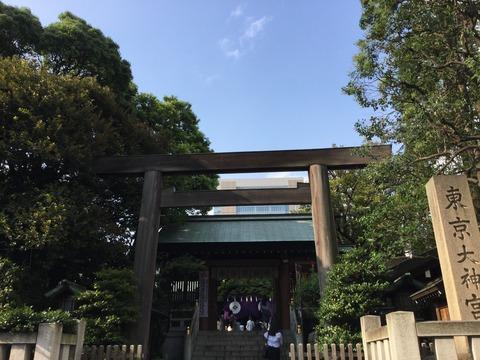 20160813東京大神宮
