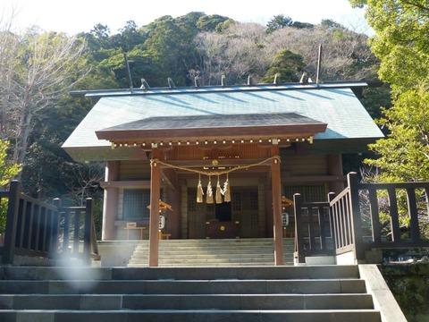 20140117 安房(あわ)神社