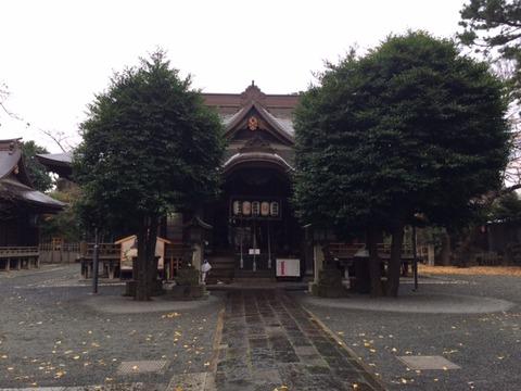 20151213御岳神社