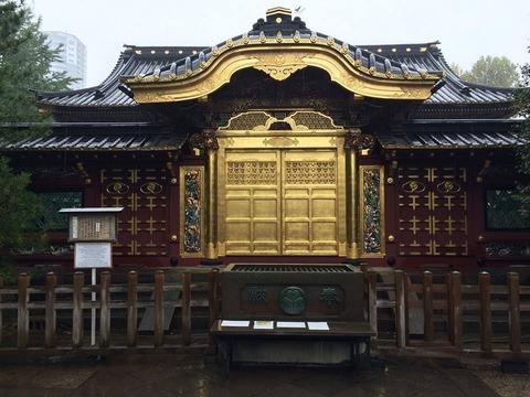 20141101上野東照宮
