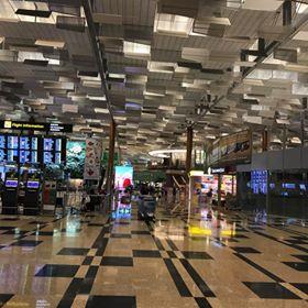 20180526チャンギ国際空港