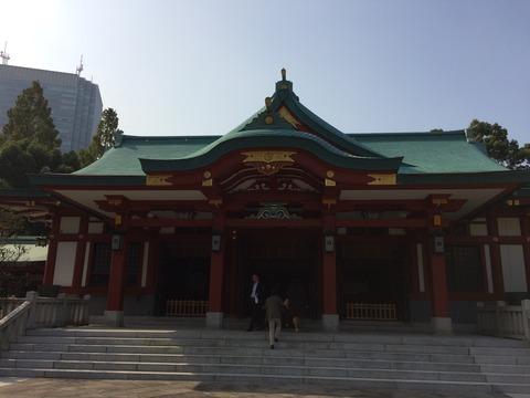 20151022日枝神社