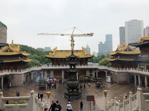 20190430上海 静安寺-1