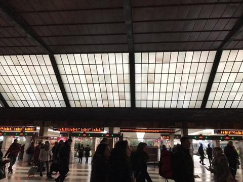 20180212 サンタ・マリア・ノヴェッラ駅