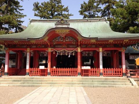 20140319 長田神社