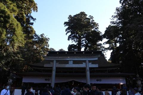 20160110鹿島神宮