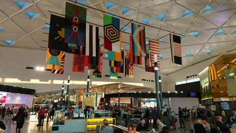 20190527シドニー・キングスフォード・スミス国際空港-1