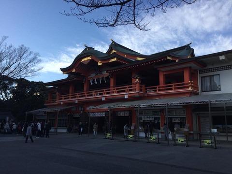 20180115千葉神社