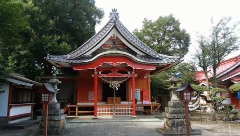 20170909内牧菅原神社