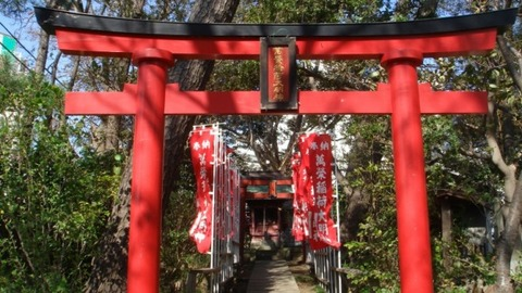 20160228萬栄稲荷神社