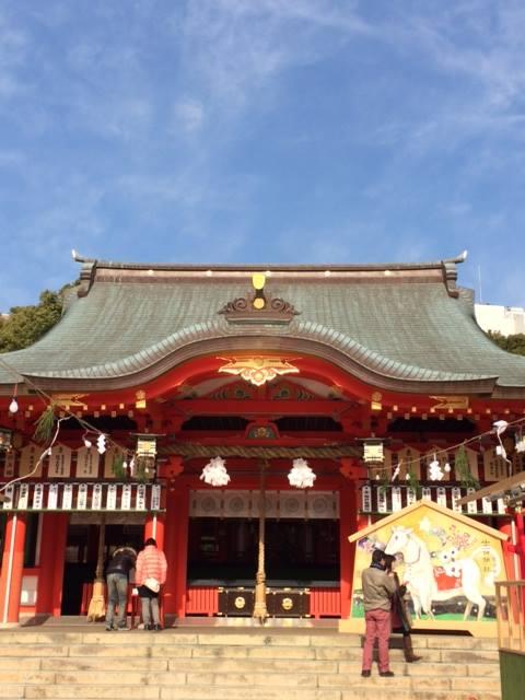 20131230 生田神社