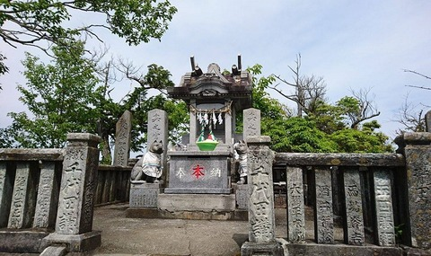 20160612三峯神社 奥宮2