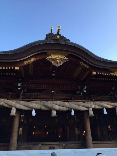 20160104寒川神社