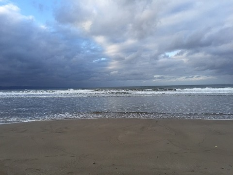 20151124稲佐の浜