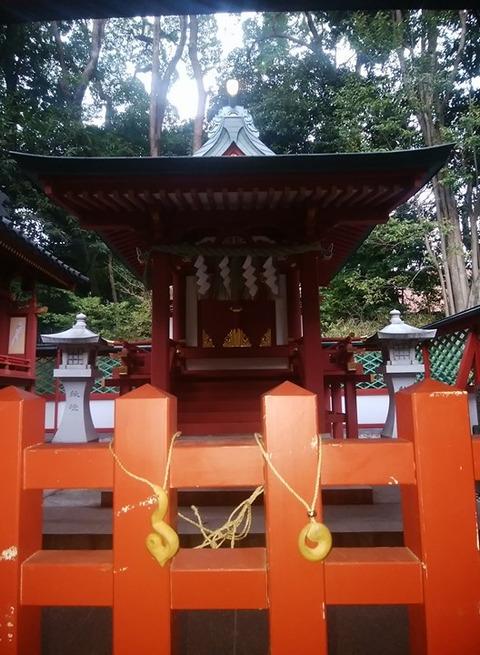 20180117日枝神社内 猿田彦神社