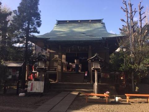 20170407氷川神社
