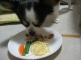 鶏肉ディナー