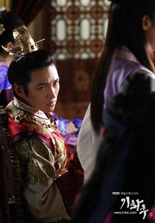 復習 の 皇后 復讐の皇后 32話 Kim So Hyun/MUSO