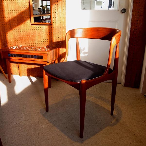 Johannes Andersen Dining Chair