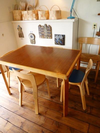 alvar aalto artek vintage table-3