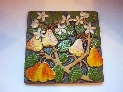 Lisa Larson 陶板