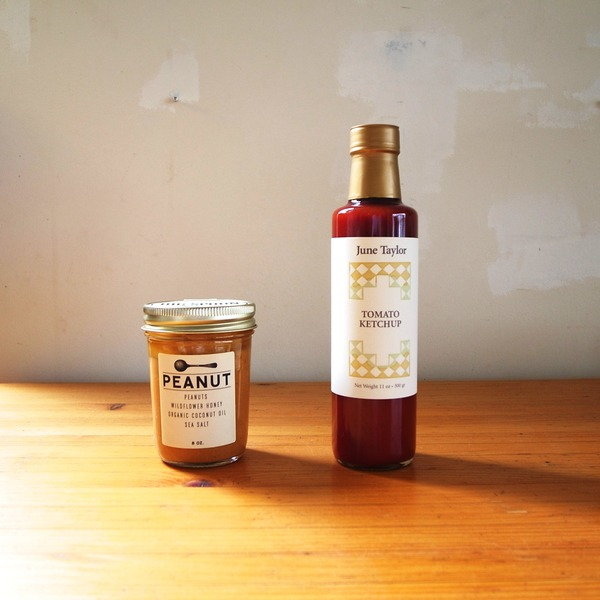 Tomato Ketchup & Peanut Butter