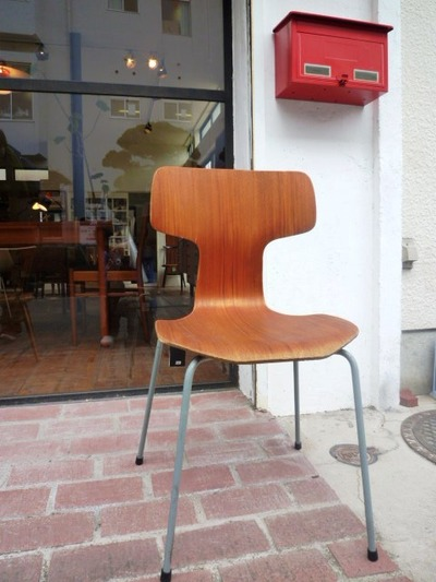 3103 T Chair by Arne Jacobsen