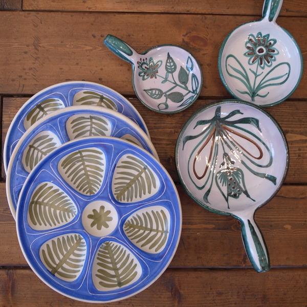 フランスの陶器 〜Vallauris産〜