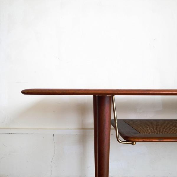 Coffee table by Peter Hvidt & Orla Molgaard Nielsen