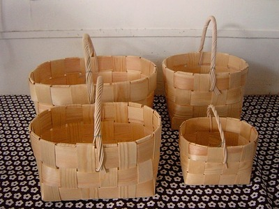 """""""Basket""""  made in Finland"""
