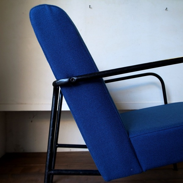 60's French Easy Chair