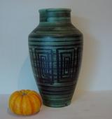 Rye Vase&Bowl