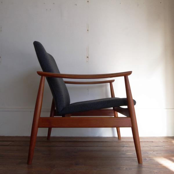 """""""model 138"""" Easy Chair  by Finn Juhl"""