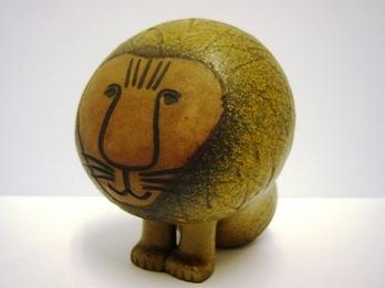 Lisa Larson Vintege Lion & Mouse