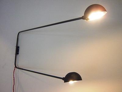 1970年代 フランスモダン ランプ