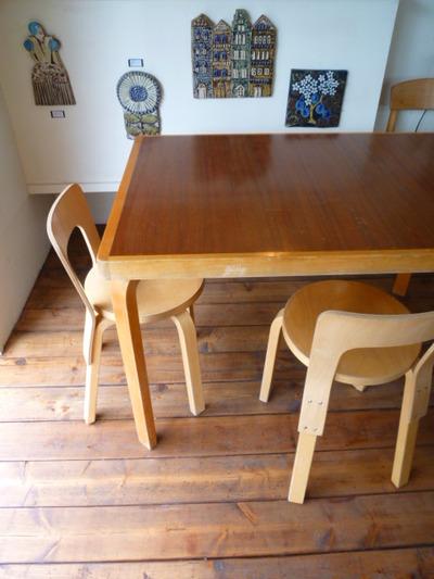 aino aalto artek vintage table-