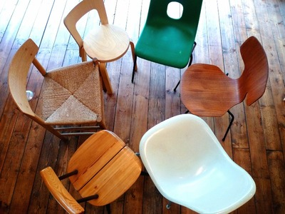 色々な椅子