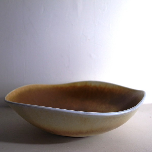 Berndt Friberg [Super Large Bowl] 1965