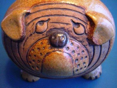 Lisa Larson Kennel Bulldog (Vintage)