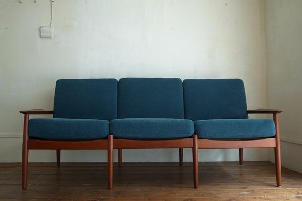 3 Seater Sofa / Arne Vodder